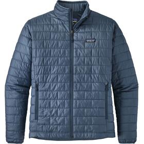 Patagonia M's Nano Puff Jacket Dolomite Blue